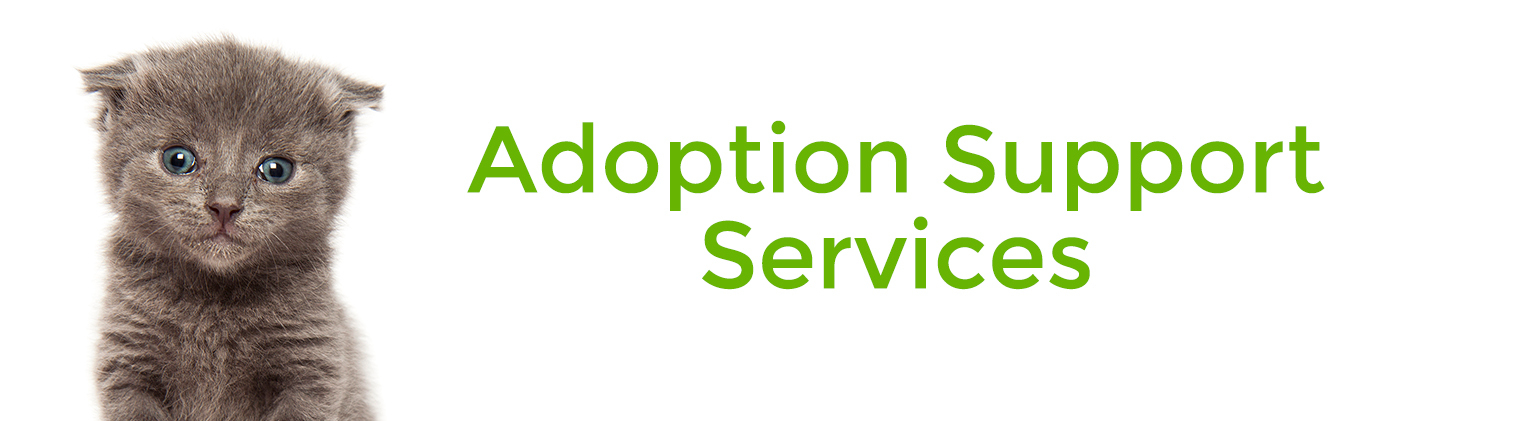 Pet Adoption Support Services