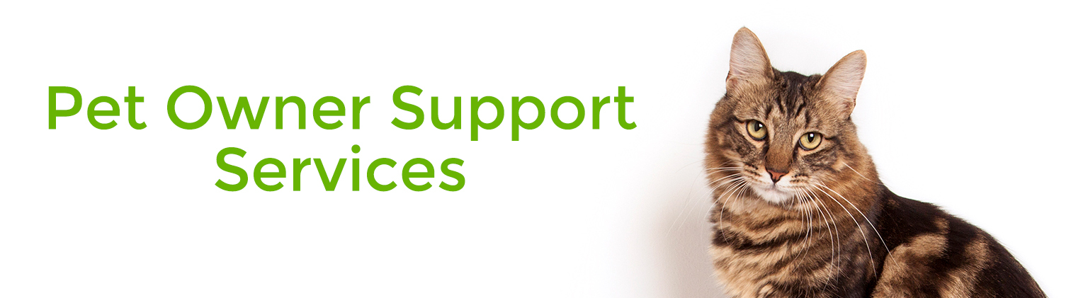 Pet Owner Support Services